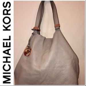 Michael Kors Colgate Leather Tote Bag